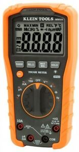 Ac Dc Voltage Current Electrical Tester Digital Autoranging Multimeter Ohm Meter