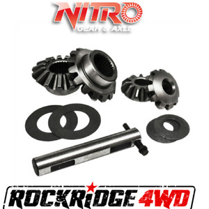 Nitro Spider Gear Kit Rear Ford 8 8 31 Spl 7 8 Pin For Standard Open Carrier