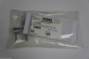 Karl Storz 27047b 10fr Pedi Urethrotome Sheath With Luer lock Stopcock 27047bo
