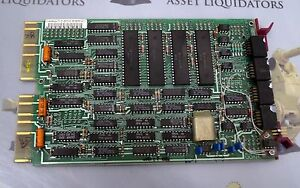 Puma Unimation Digital 923ff1 5013216 M8043 Quad Serial Interface Board