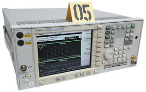 Agilent E4406a Vector Signal Analyzer Tag 05