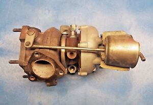 2003 2006 Porsche Cayenne Right Passenger Side Turbo Charger Oem 9481073204r