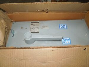 Eaton cutler Hammer Fdpbs324r 200a 3p 240v Fused Panelboard Switch New Surplus