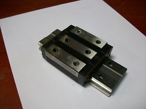 Thk Model Hrw27 Linear Bearing Block With 4 5 Rail Linear Motion