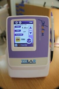 New Zolar Photon Dental Diode Soft Tissue Laser System W Disposable Tips 3 Watt