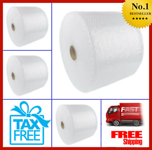 Bubble wrap 3 16 175 Ft X 12 Small Padding Perforated Shipping Moving Roll New
