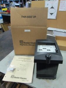Basler Electric Negative Sequence Voltage Relay Be1 47n nib