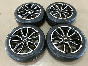 2013 2014 Ford Mustang 19 Factory Gt Oem Wheels Rims 5 Split Spoke 19x8 1 2