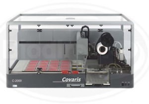 8195 covaris c 2000 ultrasonic Automated Dissolution System