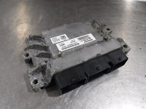 2012 2013 Ford Fiesta Engine Computer Oem 1426071