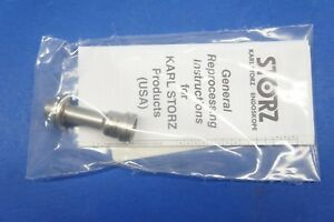 Karl Storz 27093gn Adaptor For Use With Resectoscope Outer Sheaths