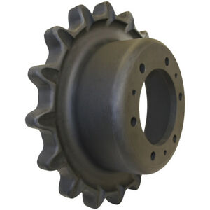 Prowler Bobcat T250 Sprocket Part Number 7165109 6 Hole 17 Tooth