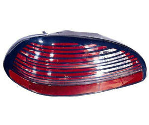 Oe Replacement Tail Lights New Left Driver Side For 97 03 Pontiac Grand Prix