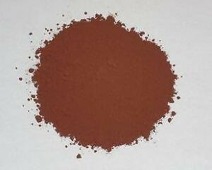 30 Lb Red Iron Oxide Fe2o3 Natural Source