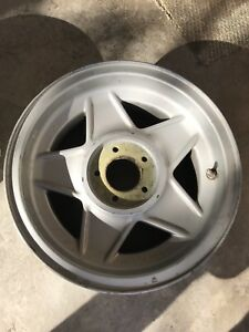 Oem Ferrari Cromodora Daytona Wheel And Tire 365 Gtb 4 Gts 4