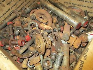 Ford 600 700 800 900 601 701 801 901 Tractor Bolt Lot