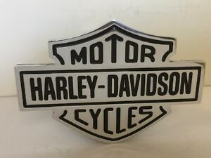 Harley Davidson Hitch Cover Black Tahoe Supercrew