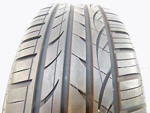 Used P215 55r17 94 W 10 32nds Hankook Ventus S1 Noble 2 Takeoff