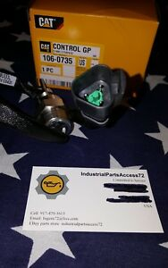 One 106 0735 Genuine Oem Cat Control Gp Caterpillar 1060735 Sensor Temperature