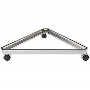 New Triangle Base For 24 Grid Panels Chrome