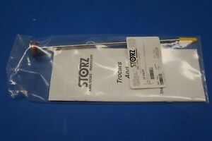 Karl Storz 31160p Trocar With Pyramidal Tip Exclusive To Be Used With 31160m