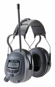3m Peltor Worktunes Digital Hearing Protector Mp3 Compatible With Am fm Tuner