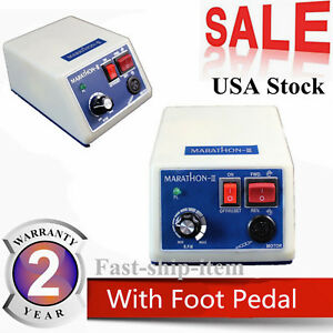 Dental Lab Marathon Electric Micromotor Polishing Machine polisher Motor Unit N3