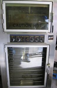 Bread Dough Proofer Warmer Convection Oven 3 phase Subway Commercial Ovens