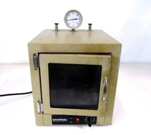 National Appliance 5831 6 Bench Top Vacuum Oven Lab Laboratory