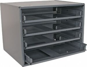 Durham 307 95 Small Slide Rack With 4 Slide Drawers 11 75 X 15 25 X 11 25