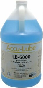 Accu lube 1 Gal Bottle Cutting Sawing Fluid Natural Ingredients For Use Wi