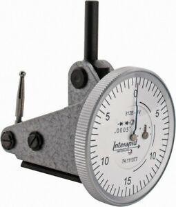Interapid 0 To 0 06 0 000500 Graduation Vertical Dial Test Indicator