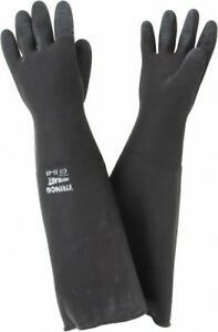 Trinco Neoprene Sand Blasting Work Gloves For General Purpose Uncoated Paired