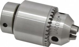 Jacobs Jt33 1 To 12 7mm Capacity Tapered Mount Drill Chuck Keyed 50 8mm Sl