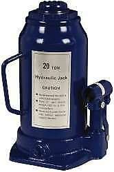 Worksmart 20 Ton Load Capacity Side Pump Bottle Jack 9 1 2 Inches To 18 5 8 I