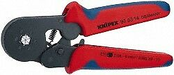 Knipex Crimping Pliers 7 1 8 Oal Plastic Pvc Handle 28 7 Awg Capacity