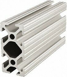 80 20 Inc 48 Inches Long X 1 Inch Wide X 2 Inches High T Slotted Aluminu