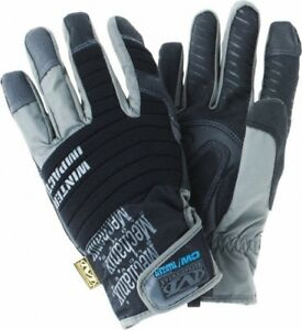 Mechanix Wear Size L 10 Nylon Cold Protection Work Gloves Uncoated Thinsu