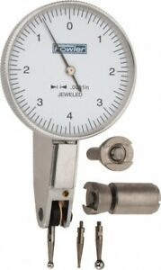 Fowler 0 008 Inch Range 0 0001 Inch Dial Graduation Horizontal Dial Test In