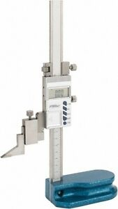 Fowler 6 Electronic Height Gage 0 0005 Resolution Accurate To 0 001 Lcd