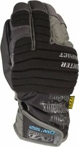 Mechanix Wear Size Xl 11 Nylon Cold Protection Work Gloves Uncoated Thins