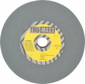 Tru maxx 120 Grit Silicon Carbide Bench And Pedestal Grinding Wheel 10 Inch D