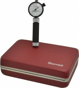 Starrett 0 16 To 0 36 100 deg Countersink Gage White Dial Face