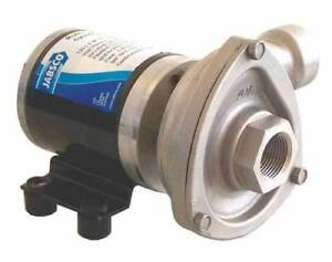 Heavy Duty 12v Stainless Steel 5 32 Hp Centrifugal Cyclone Water Pump Dc Motor