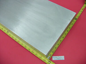 3 4 X 12 Aluminum 6061 Flat Bar 23 Long Solid T6511 1 00 Plate Mill Stock