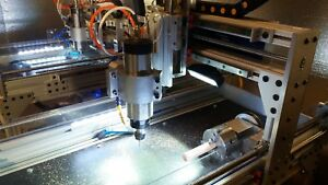 Robo shop Cnc 4th 5 Th Axis Combo Fast For Cnc Router Cnc Mill Best