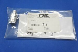 Karl Storz 27094by Adaptor For Use With Resectoscope Sheaths