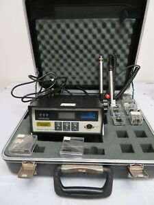 Surf ex Extrude Hone Surface Texture Tester Profilometer With Case Tips Mv17