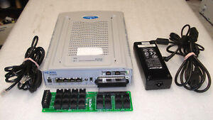 Nortel Bcm50b Nt9t6511e5 01 Business Communication Manager W Ntato100 05 P s