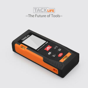 Tacklife Hd40 Classic Laser Measure 131 Ft Distance Meter With 2 Bubble Levels